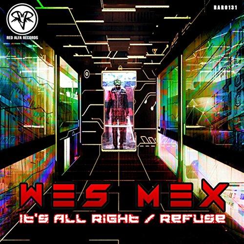 Refuse (Distrax Remix)