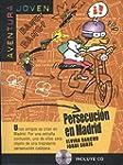Persecucion en Madrid (1CD audio)
