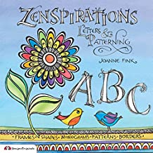 Zenspirations Letters & Patterning (English Edition)