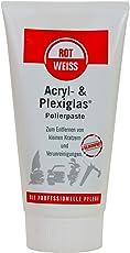Acryl- und Plexiglas Polierpaste 150 ml Tube