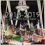 2018/2019las Vegas souvenir 2anno civile (24mesi = gennaio 2018a dicembre 2019)