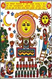 #6: BikriKendra karwa chauth vrat puja Calender Poster ll Size 30 cm x 45 cm ll