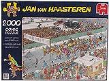 Jan van Haasteren -  Eleven City Ice Tour Jigsaw Puzzle (2000 Pieces)