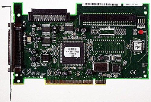 PCI Adaptec AHA-2940-UW/B-V5 FSC SCSI-22 50p+68p ID9052