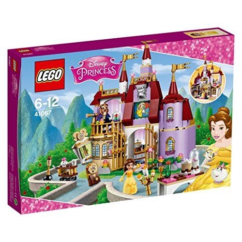 Lego - 41067 - Disney Princess - Il castello incantato di Belle