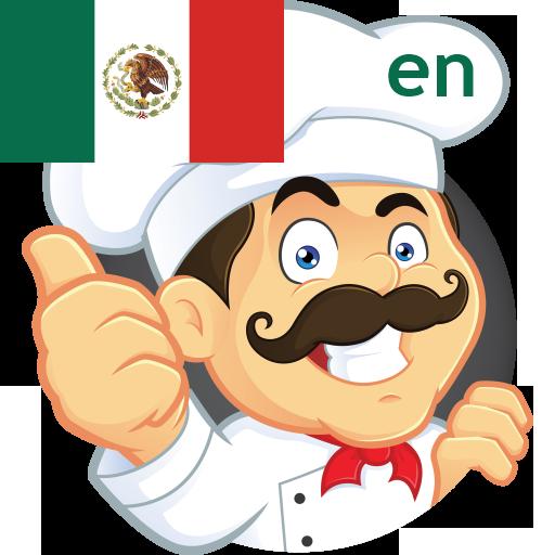 The Mexican Chef - Recipes d'occasion  Livré partout en Belgique