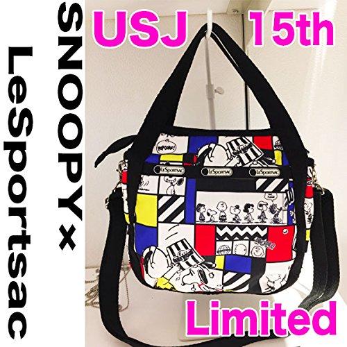 rare-universal-studio-japan-2016-15th-limited-lesportsac-snoopy-bag-usj-new-4
