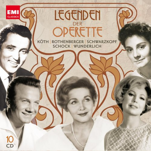 Legenden der Operette [Import allemand]