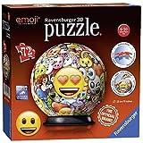 Ravensburger 3D-Puzzle,Emoji-Motiv,72Teile...Vergleich