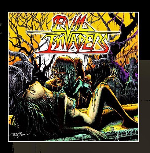 Evil Invaders EP by Evil Invaders