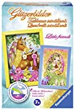 Ravensburger 18335 Glitzerbilder Little Friends