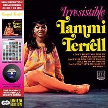 Irresistible - Cardboard Sleeve - High-Definition CD Deluxe Vinyl Replica