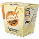 URBAN NOODLE Satay Hokkein Noodles Box, 330g, Case of 6, Instant Noodle Meal with Rich Flavour Sauce, Ready in Minutes…