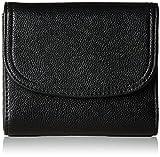 ESPRIT Damen 097ea1v011 Geldbörse, Schwarz (Black), 1x9,5x12 cm