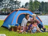 Cartshopper Adventure Hiking Kids Family Picnic Travel Instant Outdoor Camping Waterproof Tent