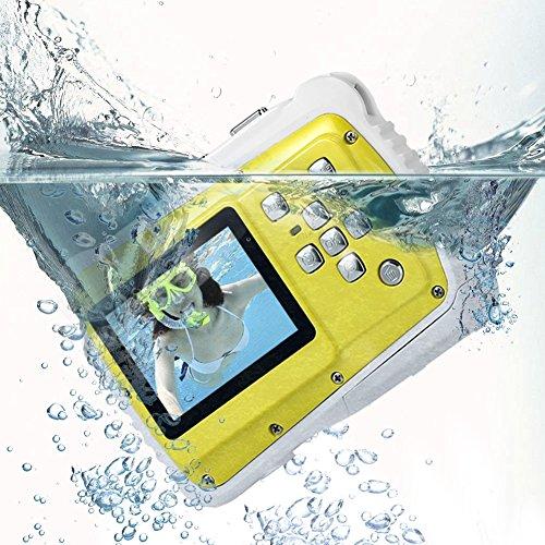 PELLOR-Fotocamera-per-Bambini-Fotocamera-Digitale-Impermeabile-2-Schermo-LCD-8MP-Zoom-Digitale-4x-Mini-Fotocamera-per-Bambini