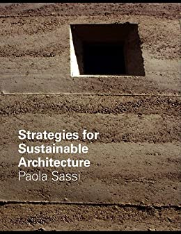 strategies for sustainable architecture paola sassi pdf