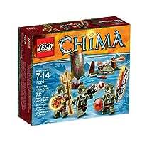 Lego Legends of Chima 70231 - Krokodilstamm-Set