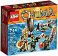 Chima LEGO Crocodile Tribe Pack