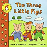 The Three Little Pigs (Lift-the-flap Fairy Tale) by Stephen Tucker (2002-04-26)