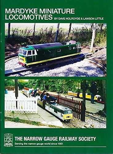 Mardyke Miniature Locomotives (Narrow Gauge) por Dave Holroyde