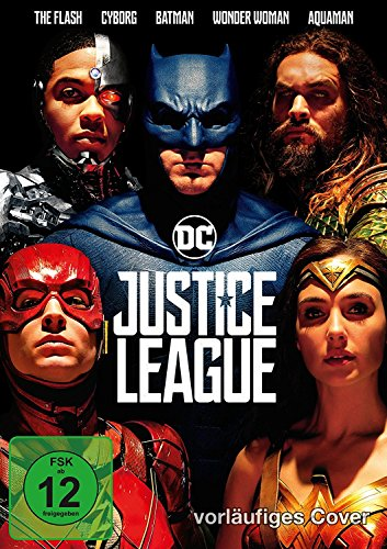 The Justice League (Digibook) (Amazon exklusiv) - Ultra HD Blu-ray [4k + Blu-ray Disc]
