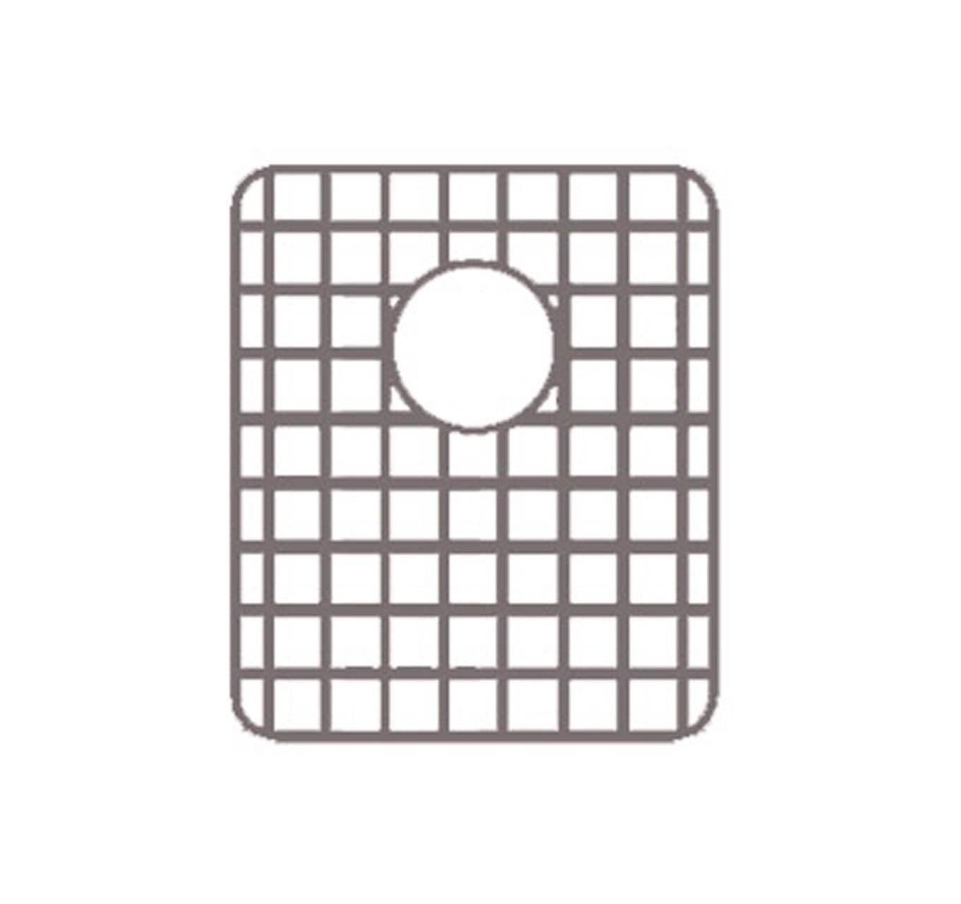 Alfi commercio whnc3220sg lavandino in acciaio inox grid- in acciaio inox