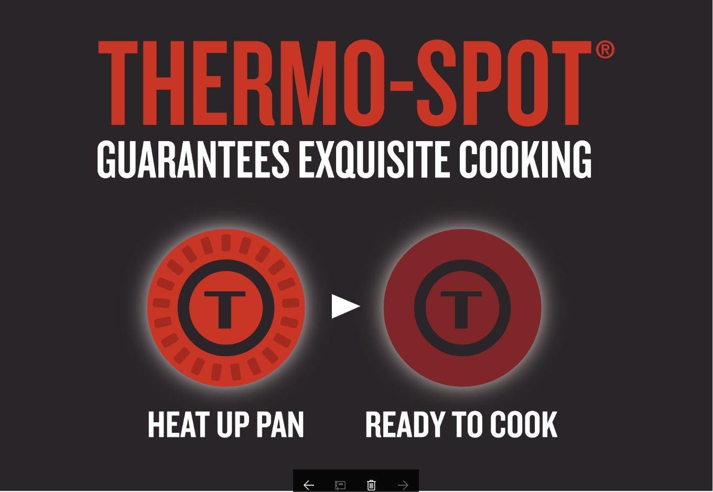 Tefal Expertise Frying Pan, 21 cm - Black 2