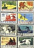 Prophila Collection Rumänien 2078-2085 (kompl.Ausg.) 1962 Sportfischen (Briefmarken für Sammler)