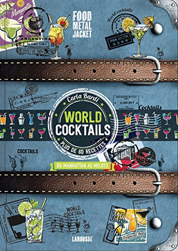 World Cocktails par Carla Bardi