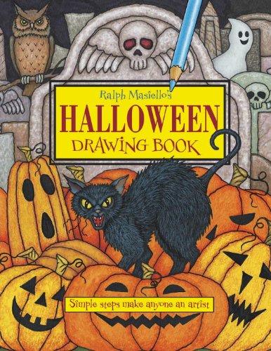 Ralph Masiello's Halloween Drawing Book (Ralph Masiello's Drawing (Halloween Coloring Kinder Pictures)