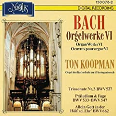 Bach: Orgelwerke VI