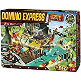 Goliath 80891.004 Domino Express Pirate Sea Battle - Juego de efecto dominó, diseño de barco pirata
