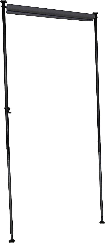 Amazon Angerer Balkon Sichtschutz Style granit 150 cm breit