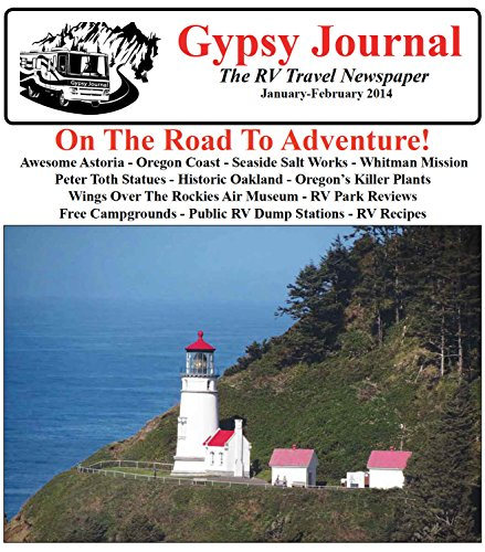 Gypsy Journal January February 2014: The RV Travel Newspaper (Gypsy Journal RV Travel Newspaper Book 88) Descargar PDF