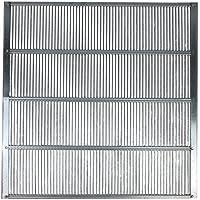 APIFORMES Absperrgitter Metall-Zanderbeute Libig 478x378 mm, Beute, Holzbeute, Styroporbeuten, Bienen, Imkereibedarf