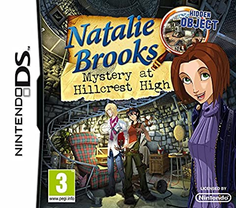 Nathalie Brooks: mystery at Hillcrest high