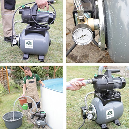 Ultranatura AW-100 Hauswasserwerk - 6