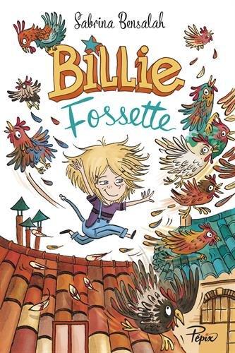 Billie Fossette à la ferme du Laurier Rose