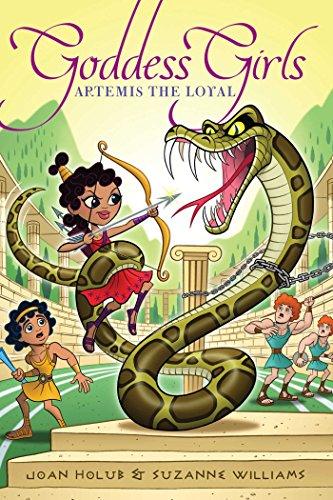 Artemis the Loyal (Goddess Girls Book 7)