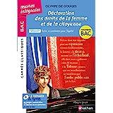 Déclaration des droits de la femme et de la citoyenne de Olympe de Gouges - Français 1re 2022 - Parcours : Écrire et combattr