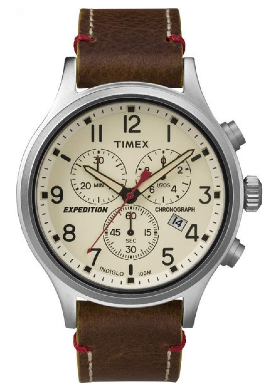 Timex Men's Expedition Scout Chronograph 42 mm Watch