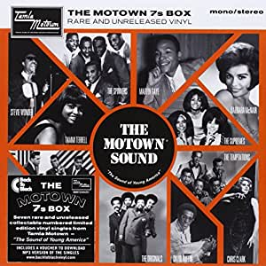 The Motown 7s Box - Rare and Unreleased