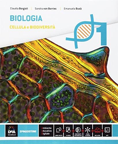 BIOLOGIA 1 + Workbook per il ripasso e il recupero + eBook (primo biennio)