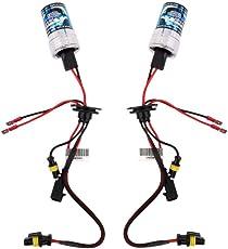 Generic 1 Pair HID Xenon Car Auto Headlight Light Lamp Bulb Bulbs H7 4300K 12V 55W