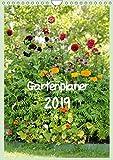 Gartenplaner (Wandkalender 2019 DIN A4 hoch): mein kleiner Garten (Planer, 14 Seiten ) (CALVENDO Hobbys)