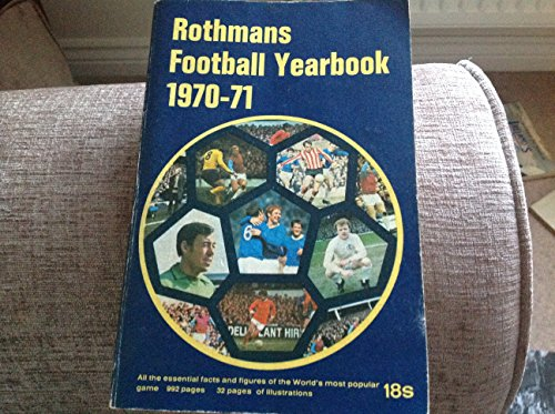 Image of Rothmans Football Yearbook 1970-71