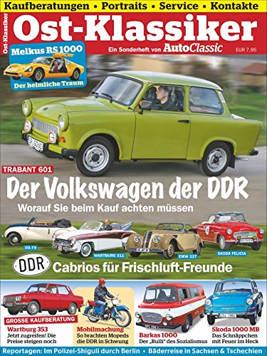 Auto Classic Special: Ost-Klassiker