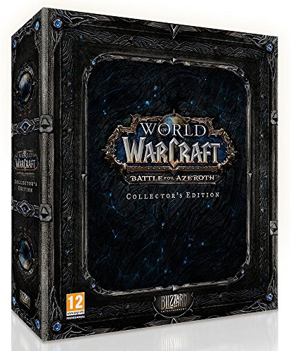 Edición coleccionista de World of Warcraft: Battle for Azeroth