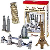Comparador de precios 3D Puzzle - Mini World Architecture Series 1 (japan import) - precios baratos